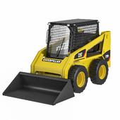 CAT 216B Counterbalance Forklift Truck