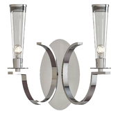 Cromo Wall Sconce