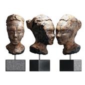 sculpture LIONEL SMIT