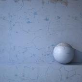 Plastered Blue 15