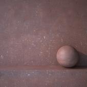 Stucco, brown 17