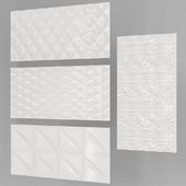 Tile Atlas Concorde - 3D Wall Design