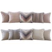 A set of pillows Romo 01