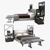 Holly Hunt bedroom furniture set