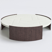 Summitridge Parchment Coffee Table