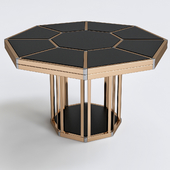 Dining room table, Tables and Modern