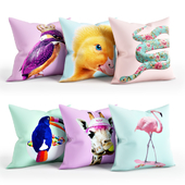 Animal_Pillow_Set_002