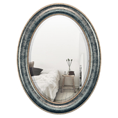 Traditional Oval Accent Mirror ACOT8189