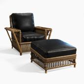 Palecek President's Chair No. 7765