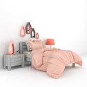 Children bedroom by Crate&Barrel