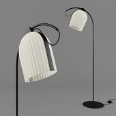 LE CLINT ARC Floor lamp
