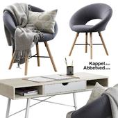 Jysk / Kappel Chair + Abbetved Table