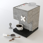 AnZa coffe machine