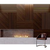 Fireplace design Emmemobili