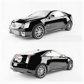 Cadillac CTS V Coupe