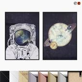 Desenio Astronaut