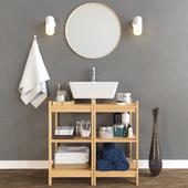 Decorative set for bathroom 4