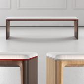bench by Bernhardtdesign - Pause