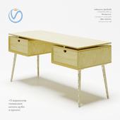 """a desk for a workshop of designer furniture """"Eight planes"""""""