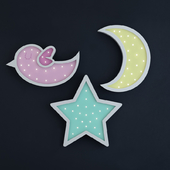 Children's nightlights White Dreams Design