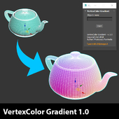 VertexColor Gradient