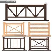 Fence Set 01