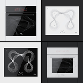 Gorenje - ovens BO8KRB and BO8KR, cooking surfaces IT65KRB and IT65KR