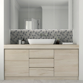 Furniture and decor for bathrooms 5