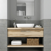 Furniture and decor for bathrooms 6