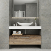 Furniture and decor for bathrooms 7
