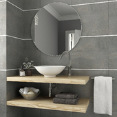 Furniture and decor for bathrooms 8