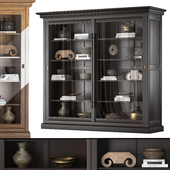 CABINET WITH SLIDING DOORS 61460863 BLK