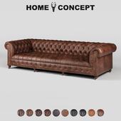 OM Four-seater sofa Bensington, Bensington 4 Seater