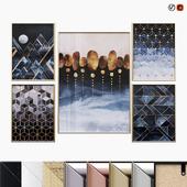Desenio Elisabeth Fredriksson Hexagons