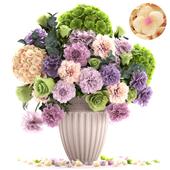 Букет цветов 63.