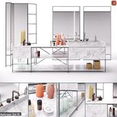 RIG Modules - Bathroom with Decor Set 01