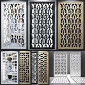 Set of decorative panels_21