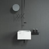 washbasin alfeo by elisa ossino