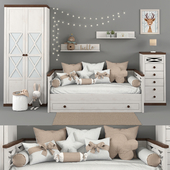Furniture TREBOL collection JUVENIL ASPAS part 01