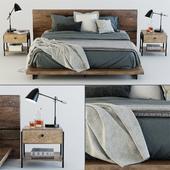 С&B Atwood Bedroom Set