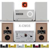 Pioneer X-CM35