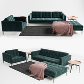 Ac Lounge SOFAS B & B Italia