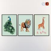 Triple Posters Vol.155