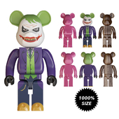 joker bearbrick size 1000%