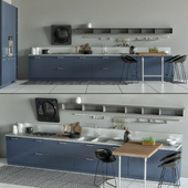 Kitchen Scavolini Mood