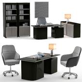 Desk Smania  Gramercy - Scgramer01