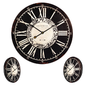 Saint-Benoit Wall Clock