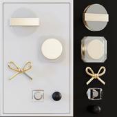 KNOB HOUSE - furniture handles Set 2