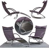 Кресло-качалка Swing Bonaldo