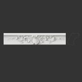 Decorative cornice